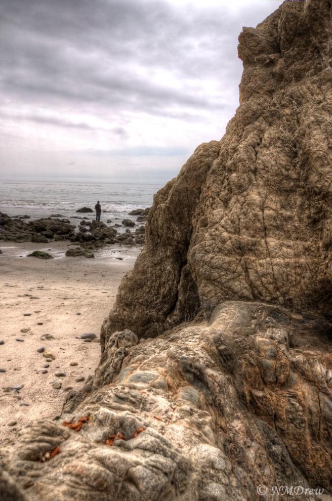 On the Rocks at El Matador