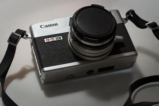 Canon Canonet QL17 G-III