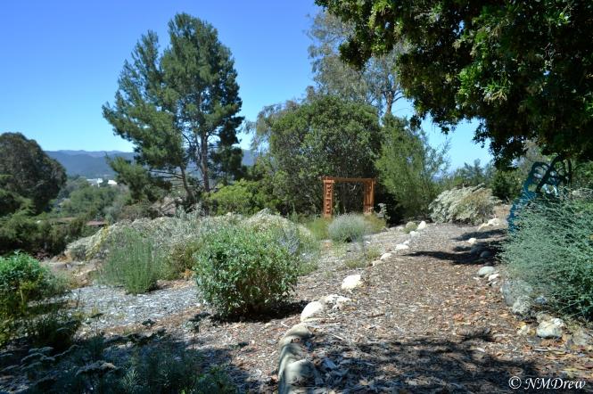 Panorama of the Botanical Garden