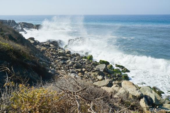 Below Mugu Rock 4 - Prelim (1 of 1)